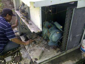 Perbaikan Kompresor AC